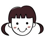女の子のイラスト4