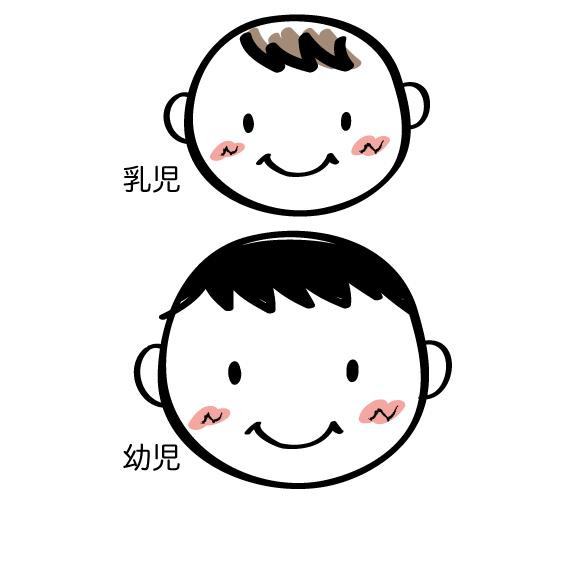男の子乳幼児1