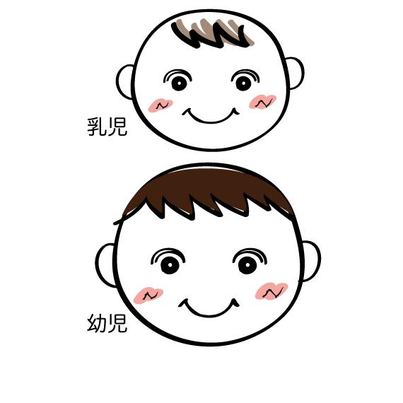 男の子乳幼児2