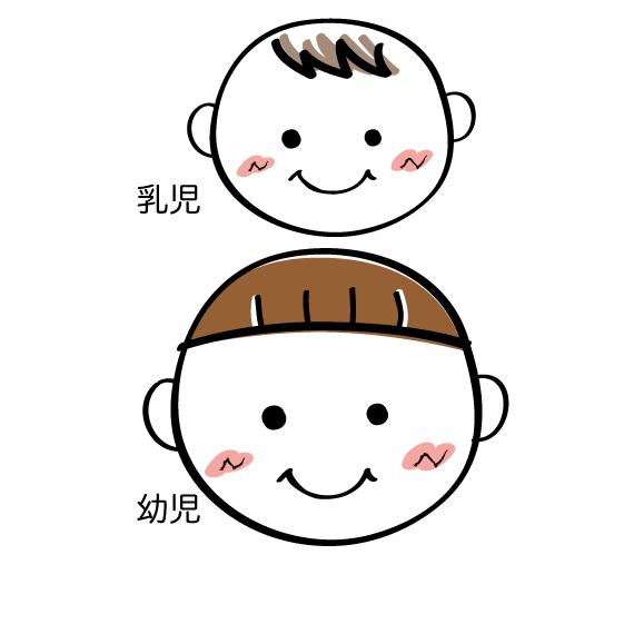 男の子乳幼児5