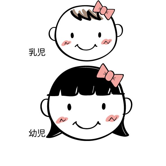 女の子乳幼児1